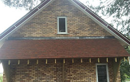 Fascias and soffits Exeter 3